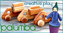 Natural, American made toys for creative learning, environmentally friendly home goods
